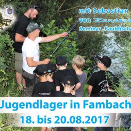 Jugendlager Fambach 2017 – Update