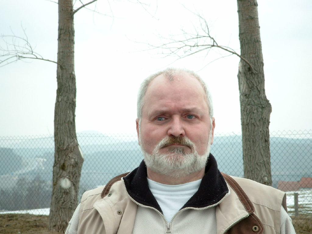 Bernd Schumann (Gründungsvorsitzender des KAFV Ilmenau und ehemaliger Präsident des VANT)