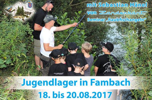 Jugendlager Fambach 2017 – Anmeldung ##2. Update##