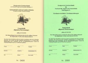 Zweigverein Gewässerfond 2018