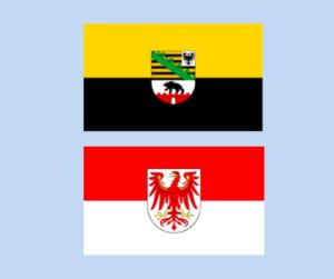 Austauschkarten für Brandenburg und Sachsen-Anhalt