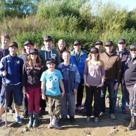 1. Kurs Auenland Angelfischerschule 2016