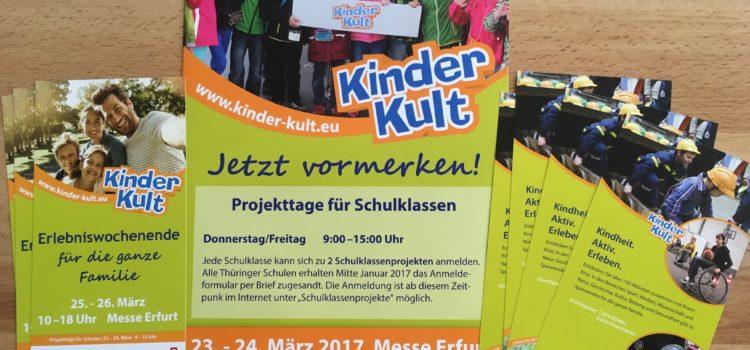 Kinder-Kult 2017 – Wir sind dabei!