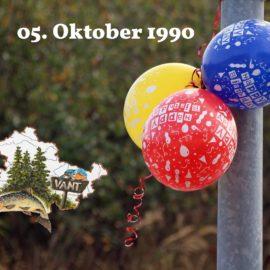 30 Jahre Verband für Angeln und Naturschutz Thüringen e.V.