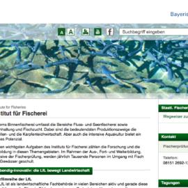 Weiterbildungsangebot 2018 am Insitut für Fischerei in Starnberg