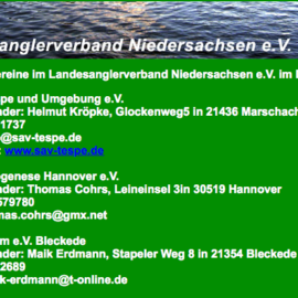 Angeln in Niedersachsen