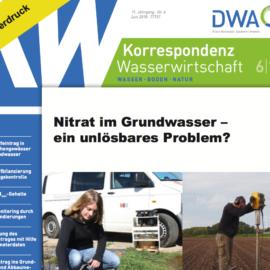 Sonderdruck Nitrat im Grundwasser – ein unlösbares Problem?