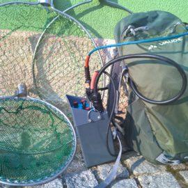 Richtigstellung: Elektrofischereigeräte in der Schweiz
