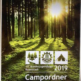THW-Jugend Bundesjugendlager 2019
