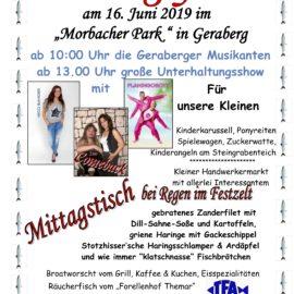 Heringsfest in Geraberg