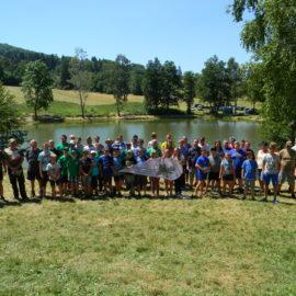 Eindrücke vom Jugendlager 2019