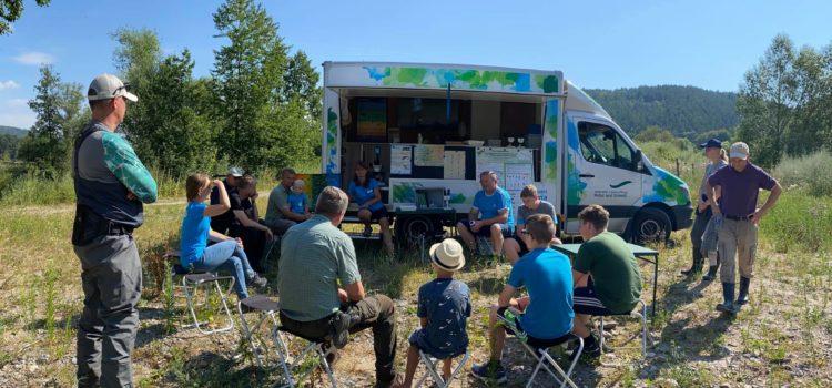 Fischerprüfung 2020 Region Suhl, Schmalkalden, Meiningen