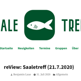 reView: Saaletreff (21.7.2020)