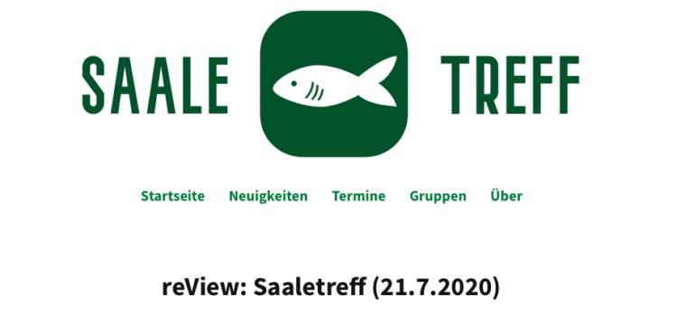 reView: Saaletreff (21.7.2020)